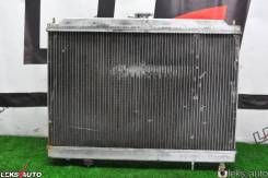 Радиатор охлаждения двигателя. Nissan Stagea, WGNC34 Nissan Skyline, ER34 RB25DET, RB26DETT