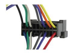 Коннектор разъем Hyundai 2000-2005 ISO