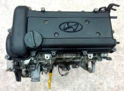 Двигатель G4FA Hyundai Solaris, Kio Rio 3