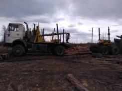 МАЗ. Продам лесовоз, 16 500куб. см., 20 000кг., 4x4