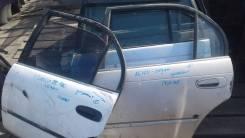 Продаю дверь левую заднюю(дефект) Toyota Corolla-седан, АЕ-100,1993