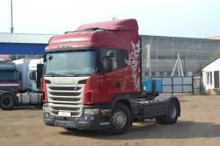 Scania G420. Тягач LA4X2HNA, 11 705куб. см., 12 680кг., 4x2