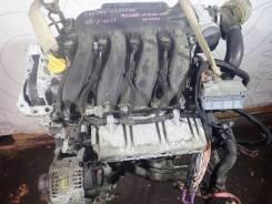 Двигатель в сборе. Renault Megane Двигатели: F4R, F4R770, F4R771, F4R776, F4R870, F4R872, F4R874, F4RT. Под заказ
