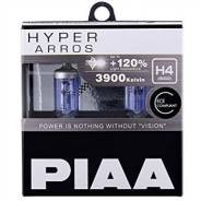 Лампа накаливания PIAA BULB HYPER ARROS 3900K HE-900 (H4) /