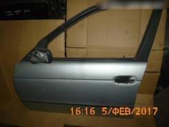 Дверь передняя левая на BMW 530D 2001г. в. E39, N57D30