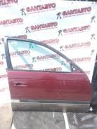 Дверь боковая передняя правая Toyota Caldina, AT211, AT211G, ST210,