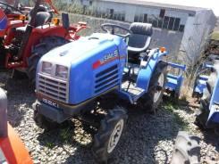 Iseki. Трактор 15 л. с., 4wd, ВОМ, фреза, 15 л.с.