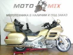Honda GL 1800 Gold Wing. 1 800куб. см., исправен, птс, без пробега