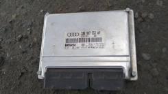 Блок управления двс. Audi A4 Audi A6