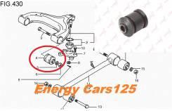 Сайлентблок рычага, тяги. Suzuki Escudo, TA01R, TA01V, TA01W, TD01W Suzuki X-90, LB11S Suzuki Vitara, A01C0, A01V0, TA01C, TA01V, TA02C, TA02V, TA51C...