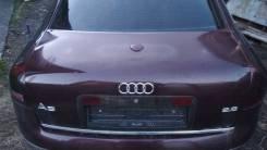 Крышка багажника. Audi A6, 4B2, 4B4, 4B5, 4B6 ACK, AEB, AFB, AFN, AGA, AHA, AJK, AJL, AJM, AJP, AKE, AKN, ALF, ALG, ALT, ALW, AML, AMX, ANB, ANQ, APR...