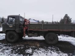 ГАЗ 66. Продам газ 66, 2 000куб. см., 1 000кг., 4x4