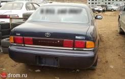 Бампер задний на Toyota Sprinter 1994г. в. AE100, 5A FE