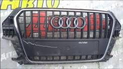 Решетка радиатора. Audi Q3, 8UB ALZ, CCTA, CCZC, CFFA, CFFB, CFGC, CFGD, CHPB, CLJA, CLLB, CPSA, CULB, CULC, CUWA, CYLA, CZEA, CZDA, DADA, DKTA, BWK...