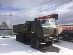 КамАЗ. Продам грузовик камаз 4320, 10 000кг., 6x6