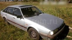 Дверь передняя левая на Mazda 626 1986г. в. F6