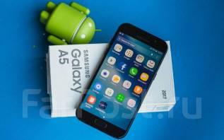 Samsung Galaxy. Б/у, 32 Гб, Черный, 4G LTE, Dual-SIM, Защищенный, NFC