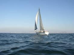 Продам парусную яхту 30feet. Длина 9,00м., 1983 год год