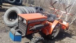 Hinomoto C174. Трактор, 18 л.с.