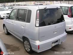АКПП (CVT) на Nissan CUBE 2002г. в. AZ10, CGA 3