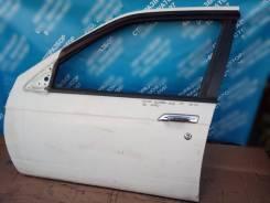 Дверь передняя левая на Nissan Bluebird 1998г. в. EU14, SR18
