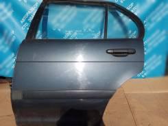 Дверь задняя левая на Toyota Corsa 1992г. в. EL40, 5E FE