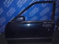 Дверь передняя левая на Toyota Carina 1991г. в. #T17#, 2C