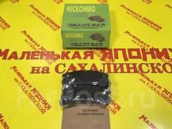 Колодки тормозные AN-358 Nickombo Classic Premium на Сахалинской AN-358WK, PF8254
