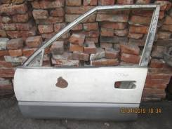 Дверь передняя левая Toyota Sprinter Carib AE95