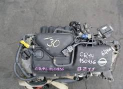 Двигатель на Nissan CUBE Z11 CR14-DE