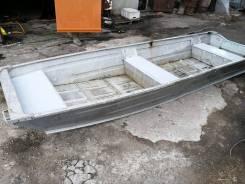 Казанка-6. 1989 год, длина 4,40м., двигатель без двигателя, 12,00л.с.