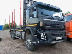 Volvo. Продается лесовоз FMX 6x6, 12 000куб. см., 35 000кг., 6x6