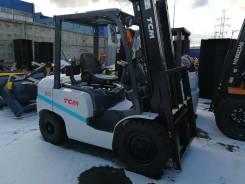TCM FD30T3CZ. Вилочный погрузчик г/п 3000 кг , 3 000кг., Дизельный