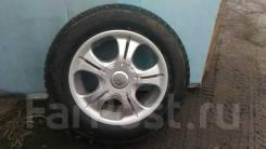 Продам комплект японских колёс Dunlop на литье