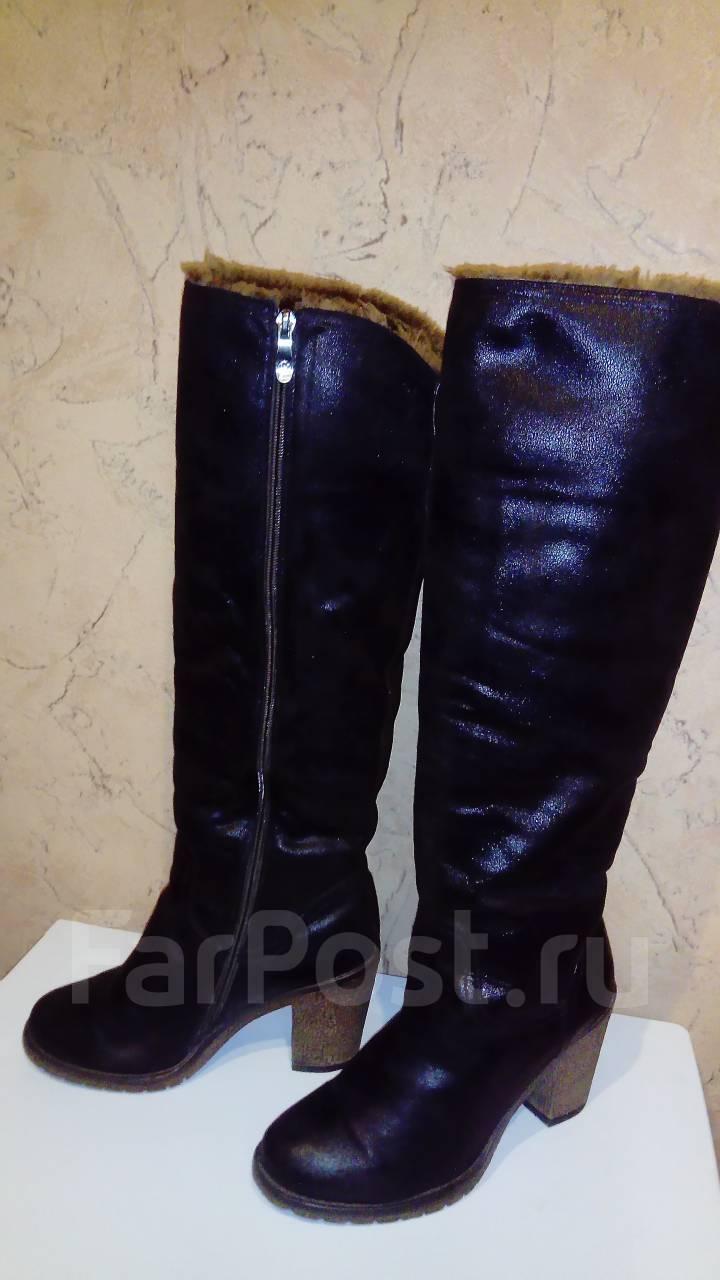 5e5150ff4 Каблуке женская обувь, 40, зима
