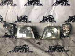 Комплект (оптики) фары с габаритами 2ой модели для TLC Prado 90/95