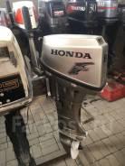 Honda. 8,00л.с., 4-тактный, бензиновый, нога S (381 мм), 2000 год