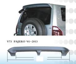 Спойлер Mitsubishi Pajero 2001- 2013 год
