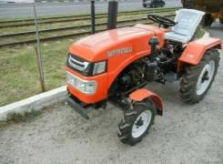 Уралец. Мини трактор 220, 22 л.с.