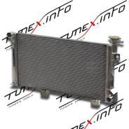 Радиатор охлаждения двигателя. Лада 4x4 2121 Нива, 2121 BAZ2106, BAZ2121, BAZ21213, BAZ21214