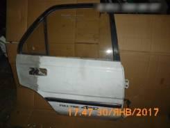 Дверь задняя правая на Toyota Corolla 1988г. в. AE95