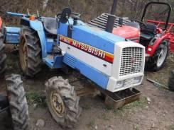 Mitsubishi MT2001. MMC MT1801. Трактор 18л. с.,4 цилиндра, 4wd, ВОМ, навеска на 3 точки, 18 л.с.