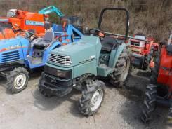 Kubota X20. Трактор 20л. с.,4 цилиндра, 4wd, ВОМ, навеска на 3 точки, 20 л.с.