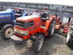 Kubota GT3. Трактор , 21л. с.,4wd, ВОМ, навеска на 3 точки, 21 л.с.