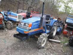 Iseki. Трактор 20 лс, 4wd, 3 цилиндра, фреза, вом, 20 л.с.