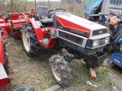 Yanmar F175. Трактор 17лс, 4wd, навеска на 3 точки, 17 л.с.