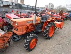 Kubota. Трактор 15лс, фреза, вом, навеска на 3 точки, 15 л.с.