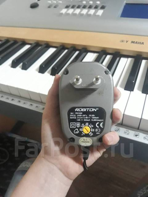 Продам синтезатор Yamaha DGX-630 - Музыкальные центры