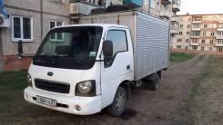 Kia Bongo Frontier. Продам грузовик будка, 3 000куб. см., 1 500кг., 4x2