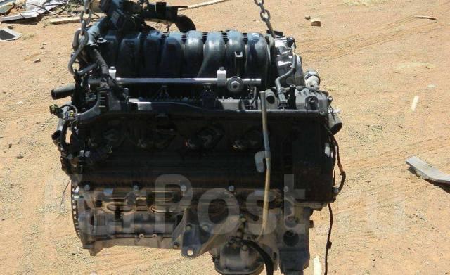 Двигатель G8BE Genesis 5.0 с навесным